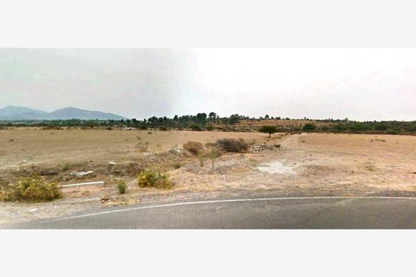 Foto de terreno habitacional en venta en carretera estatal 415 , bravo, corregidora, querétaro, 8852572 No. 02