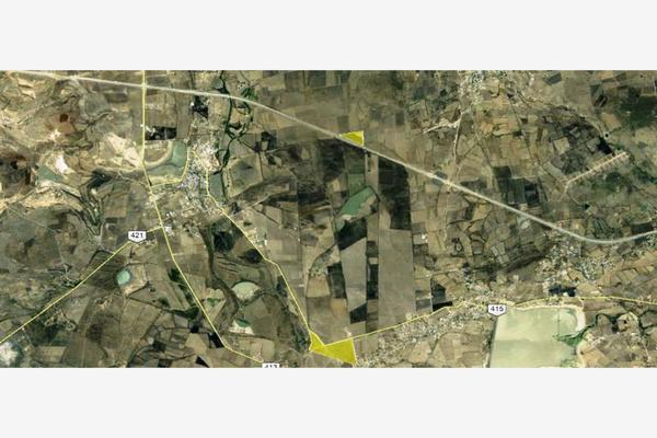 Foto de terreno habitacional en venta en carretera estatal 415 , bravo, corregidora, querétaro, 8852572 No. 22