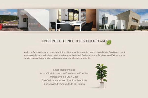 Foto de terreno habitacional en venta en carretera estatal 420 kilometro 0.5 frente al parque cimacuatico , san pedrito, huimilpan, querétaro, 9932471 No. 05