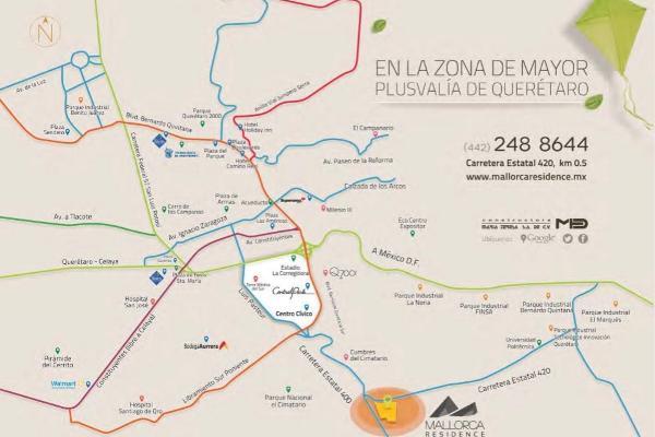 Foto de terreno habitacional en venta en carretera estatal 420 kilometro 0.5 frente al parque cimacuatico , san pedrito, huimilpan, querétaro, 9932471 No. 06