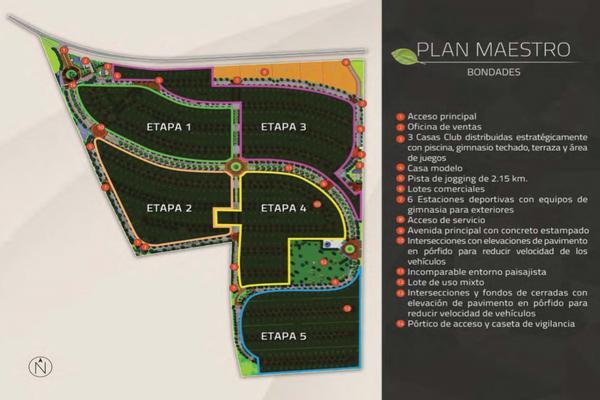 Foto de terreno habitacional en venta en carretera estatal 420 kilometro 0.5 frente al parque cimacuatico , san pedrito, huimilpan, querétaro, 9932471 No. 08