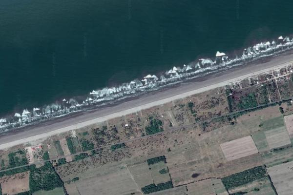 Foto de terreno habitacional en venta en carretera federal #15 mazatlan nayarit , playa novillero, tecuala, nayarit, 15943464 No. 04
