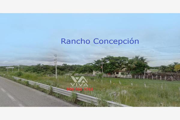Foto de rancho en venta en carretera federal 186 chetumal - villahermosa 186, pital nuevo, carmen, campeche, 7197015 No. 01