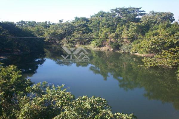 Foto de rancho en venta en carretera federal 186 chetumal - villahermosa 186, pital nuevo, carmen, campeche, 7197015 No. 18