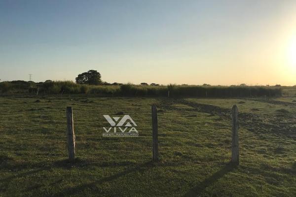 Foto de terreno habitacional en venta en carretera federal 186, entre mamantel y nuevo pital. a sólo 34 kilometro de escárcega. 186, cereso cd. del carmen, carmen, campeche, 7197015 No. 04