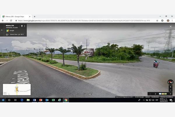 Foto de terreno comercial en venta en carretera federal 295 n/d, santa lucia, valladolid, yucatán, 8336809 No. 02