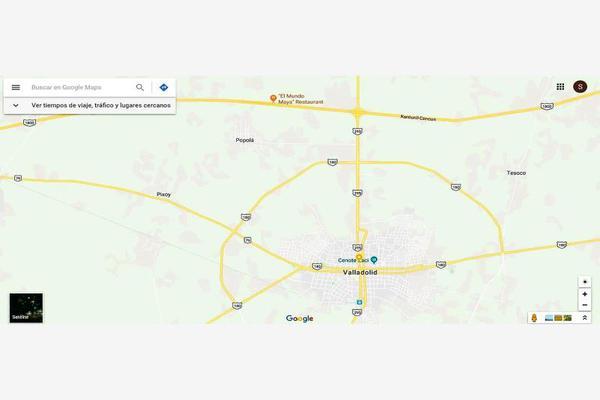 Foto de terreno comercial en venta en carretera federal 295 n/d, santa lucia, valladolid, yucatán, 8336809 No. 03