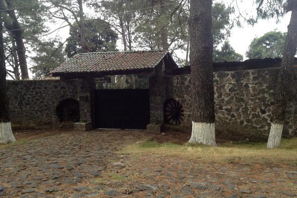 Foto de rancho en venta en carretera federal a cuernavaca , 3 marías o 3 cumbres, huitzilac, morelos, 3454616 No. 01