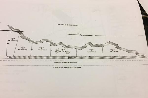 Foto de terreno comercial en venta en carretera federal cuatla-méxico , ozumba de alzate, ozumba, méxico, 12640717 No. 07