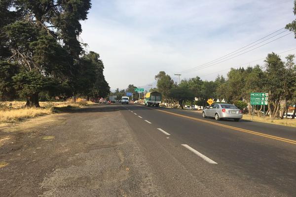 Foto de terreno comercial en venta en carretera federal cuatla-méxico , ozumba de alzate, ozumba, méxico, 12640717 No. 12
