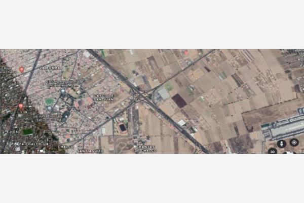 Foto de terreno industrial en venta en carretera federal cuautla 380, granjas chalco, chalco, méxico, 18008291 No. 01