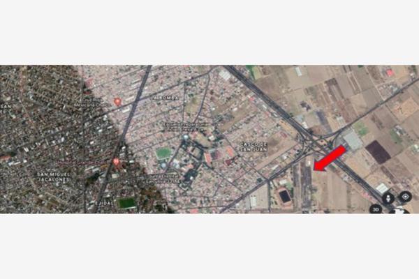 Foto de terreno industrial en venta en carretera federal cuautla 380, granjas chalco, chalco, méxico, 18008291 No. 02