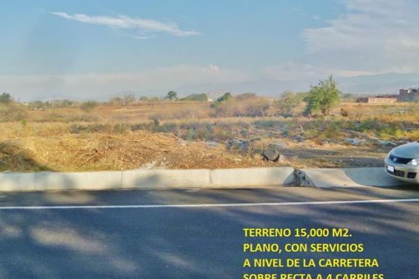 Foto de terreno industrial en venta en carretera federal cuautla-mexico 87, el mirador, atlatlahucan, morelos, 5391270 No. 10