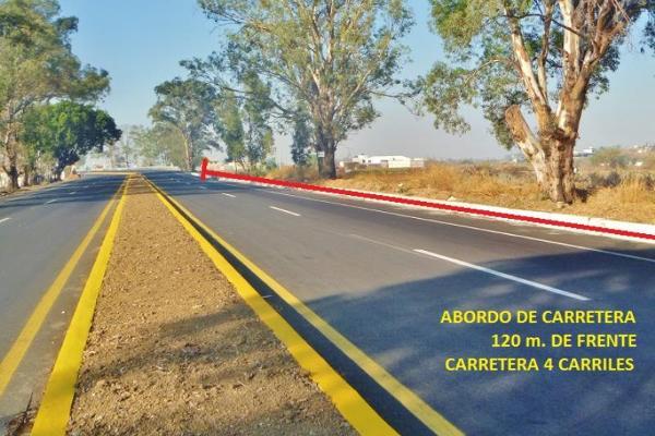 Foto de terreno industrial en venta en carretera federal cuautla-mexico 87, el mirador, atlatlahucan, morelos, 5391270 No. 01
