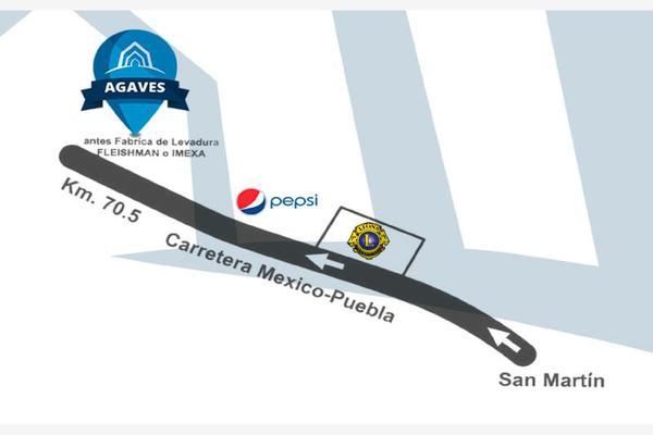 Foto de departamento en venta en carretera federal méxico puebla kilometro 70.5, san cristóbal tepatlaxco, san martín texmelucan, puebla, 12922677 No. 06