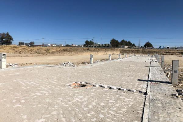 Foto de terreno habitacional en venta en carretera federal mexico - veracruz; kilometro 3.88, esquina con camino a santa anita. , santa anita, huamantla, tlaxcala, 9107697 No. 06