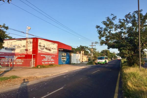 Foto de terreno habitacional en venta en carretera federal veracruz-xalapa 7, amapolas i, veracruz, veracruz de ignacio de la llave, 5821949 No. 02
