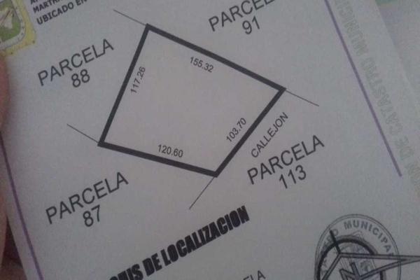 Foto de terreno habitacional en venta en carretera gomez palacio cuencame , 6 de enero, lerdo, durango, 15218702 No. 05