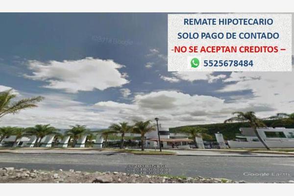Foto de casa en venta en carretera huimilpan 121, vista alegre, querétaro, querétaro, 6160589 No. 01