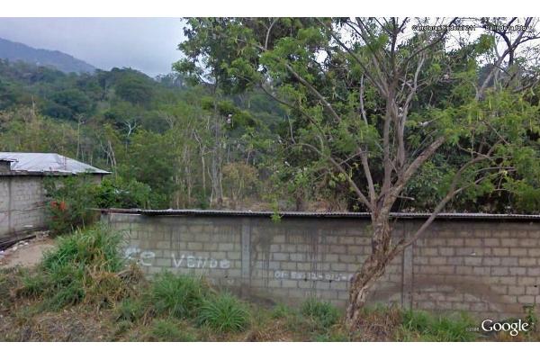 Foto de terreno habitacional en venta en antigua carretera motozintla - huixtla 18, el sabino, motozintla, chiapas, 2651194 No. 03