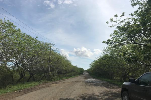 Foto de terreno habitacional en renta en carretera interior el chocolate km2 , villas de altamira, altamira, tamaulipas, 7564106 No. 01
