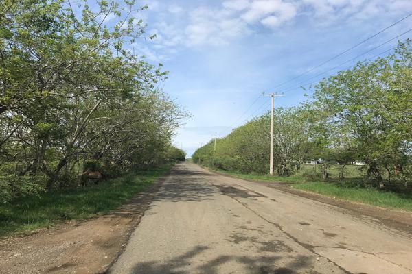 Foto de terreno habitacional en renta en carretera interior el chocolate km2 , villas de altamira, altamira, tamaulipas, 7564106 No. 02