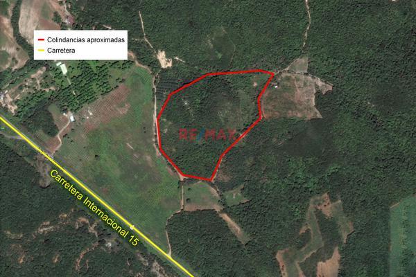 Foto de terreno comercial en venta en carretera internacional 15 , agua caliente de garate, concordia, sinaloa, 5641495 No. 01
