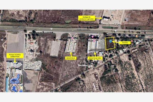 Foto de terreno habitacional en venta en carretera internacional , el castillo, mazatlán, sinaloa, 9924988 No. 02