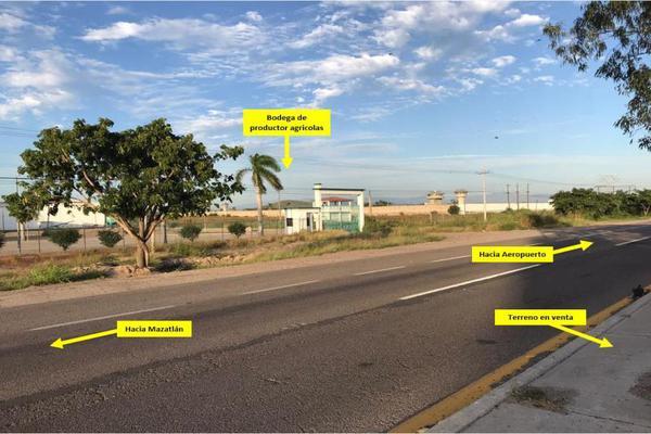 Foto de terreno habitacional en venta en carretera internacional , el castillo, mazatlán, sinaloa, 9924988 No. 05