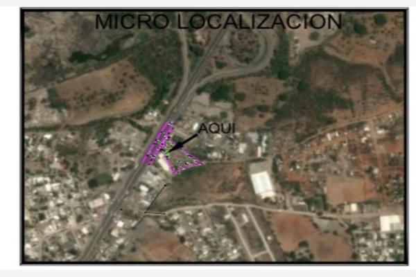 Foto de terreno comercial en venta en carretera internacional mazatlan-culiacan 12.5, el venadillo, mazatlán, sinaloa, 20073255 No. 06
