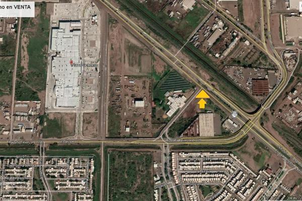 Foto de terreno habitacional en venta en carretera internacional s/n , parque industrial, cajeme, sonora, 6152623 No. 02