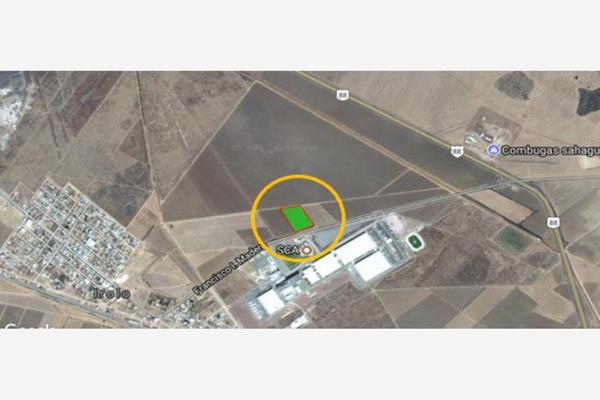 Foto de terreno industrial en venta en carretera irolo-ciudad sahagún parcela 68, z-1, zona industrial, tepeapulco, hidalgo, 5915578 No. 02