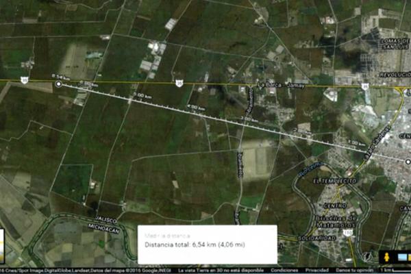 Foto de terreno comercial en venta en la barca jalisco carretera kilometro 72.5 jamay , jamay centro, jamay, jalisco, 5642885 No. 01