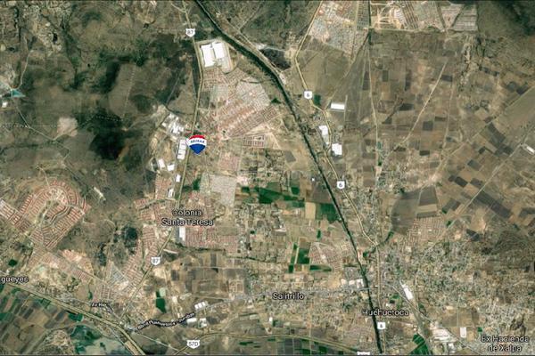 Foto de terreno industrial en venta en carretera jorobas - tula , santa teresa 1, huehuetoca, méxico, 7470755 No. 01