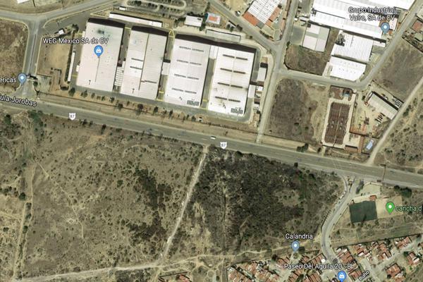Foto de terreno industrial en venta en carretera jorobas - tula , santa teresa 1, huehuetoca, méxico, 7470755 No. 03