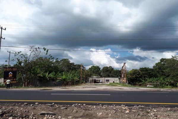 Foto de terreno comercial en venta en carretera kilometro 126.7 , el palmar, cárdenas, tabasco, 14027674 No. 02