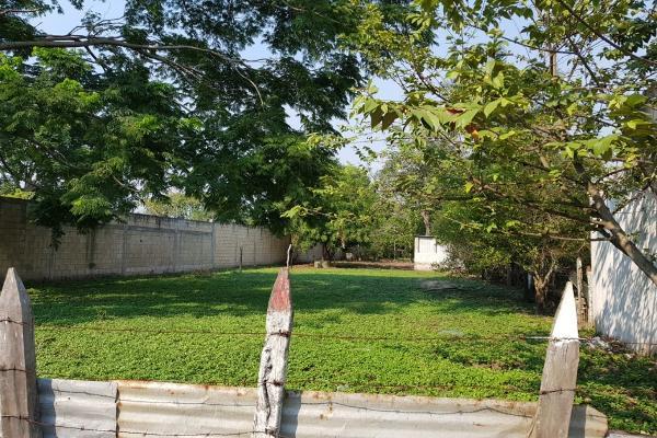 Foto de terreno habitacional en venta en carretera la palma la cruz del bajio s/n , anacleto canabal 1a sección, centro, tabasco, 5441755 No. 01