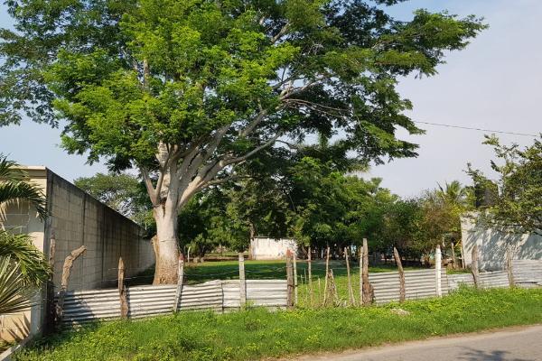 Foto de terreno habitacional en venta en carretera la palma la cruz del bajio s/n , anacleto canabal 1a sección, centro, tabasco, 5441755 No. 02