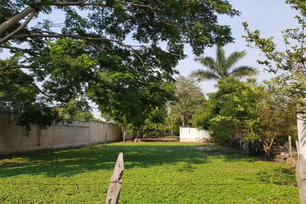 Foto de terreno habitacional en venta en carretera la palma la cruz del bajio s/n , anacleto canabal 1a sección, centro, tabasco, 5441755 No. 03
