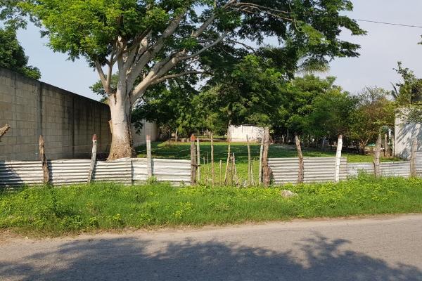 Foto de terreno habitacional en venta en carretera la palma la cruz del bajio s/n , anacleto canabal 1a sección, centro, tabasco, 5441755 No. 05