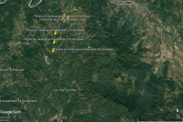 Foto de terreno habitacional en venta en carretera la piña los otates s/n , veladeros de los otates, manzanillo, colima, 7158446 No. 01