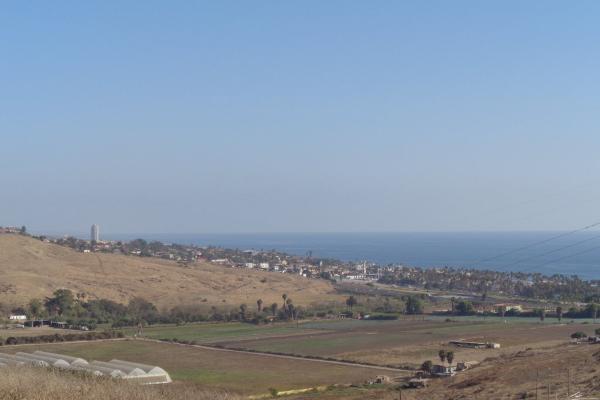 Foto de terreno habitacional en venta en carretera libre tijuana ensenada , puerto nuevo, playas de rosarito, baja california, 2723154 No. 01