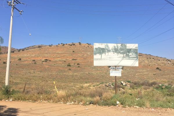 Foto de terreno habitacional en venta en carretera libre tijuana/rosarito , ejido maclovio rojas, tijuana, baja california, 3200082 No. 07