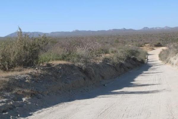 Foto de terreno habitacional en venta en carretera los frailes , santa catarina, los cabos, baja california sur, 3681882 No. 02