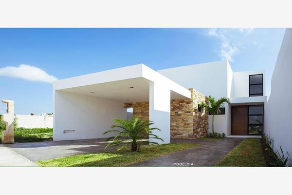 Foto de casa en venta en carretera merida - motul , cholul, mérida, yucatán, 8189296 No. 01