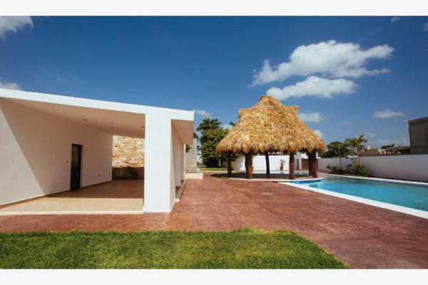 Foto de casa en venta en carretera merida - motul , cholul, mérida, yucatán, 8189296 No. 12