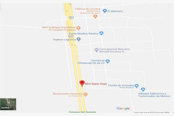 Foto de terreno comercial en venta en carretera merida progreso 00000001, mérida, mérida, yucatán, 6203913 No. 01