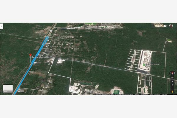 Foto de terreno comercial en venta en carretera merida progreso 00000001, mérida, mérida, yucatán, 6203913 No. 02