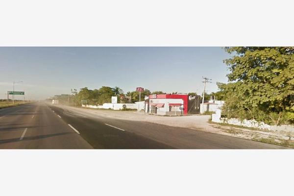 Foto de terreno comercial en venta en carretera mérida progreso 00000001, progreso de castro centro, progreso, yucatán, 13272264 No. 01