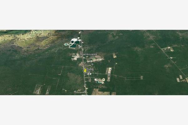 Foto de terreno comercial en venta en carretera mérida progreso 00000001, progreso de castro centro, progreso, yucatán, 13272264 No. 02